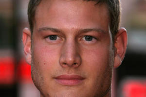Tom Hopper at TORMENTED premiere, source zimbio