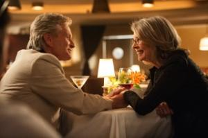 AND SO IT GOES is about a misanthrope (Douglas) socialized by his neighbour (Diane Keaton) and a child - what can possibly go wrong with this plot?